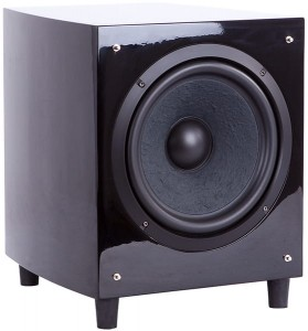 M-Audio HRS-SUB 750 Q black