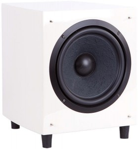M-Audio HRS-SUB 750 Q white